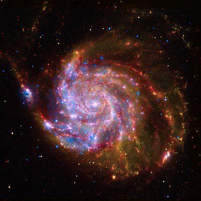 Spectacular Galaxy « MegaStructures
